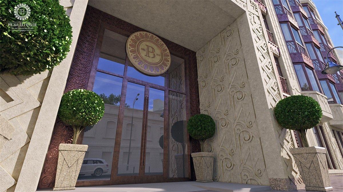 купить квартиру в ЖК Резиденция на Всеволожском