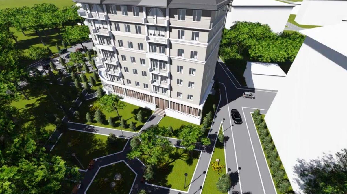 жилой комплекс Нагорная 7