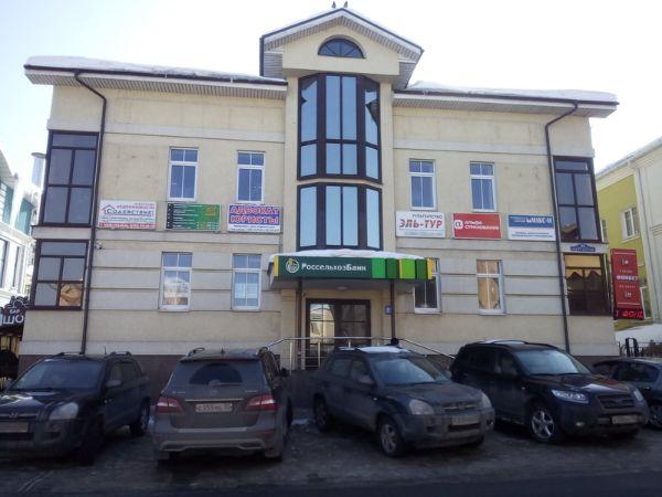 Торгово-офисный комплекс на ул. Рогожская, 85