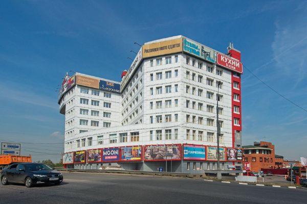 Торгово-офисный комплекс Интерьер Plaza (Интерьер Плаза)