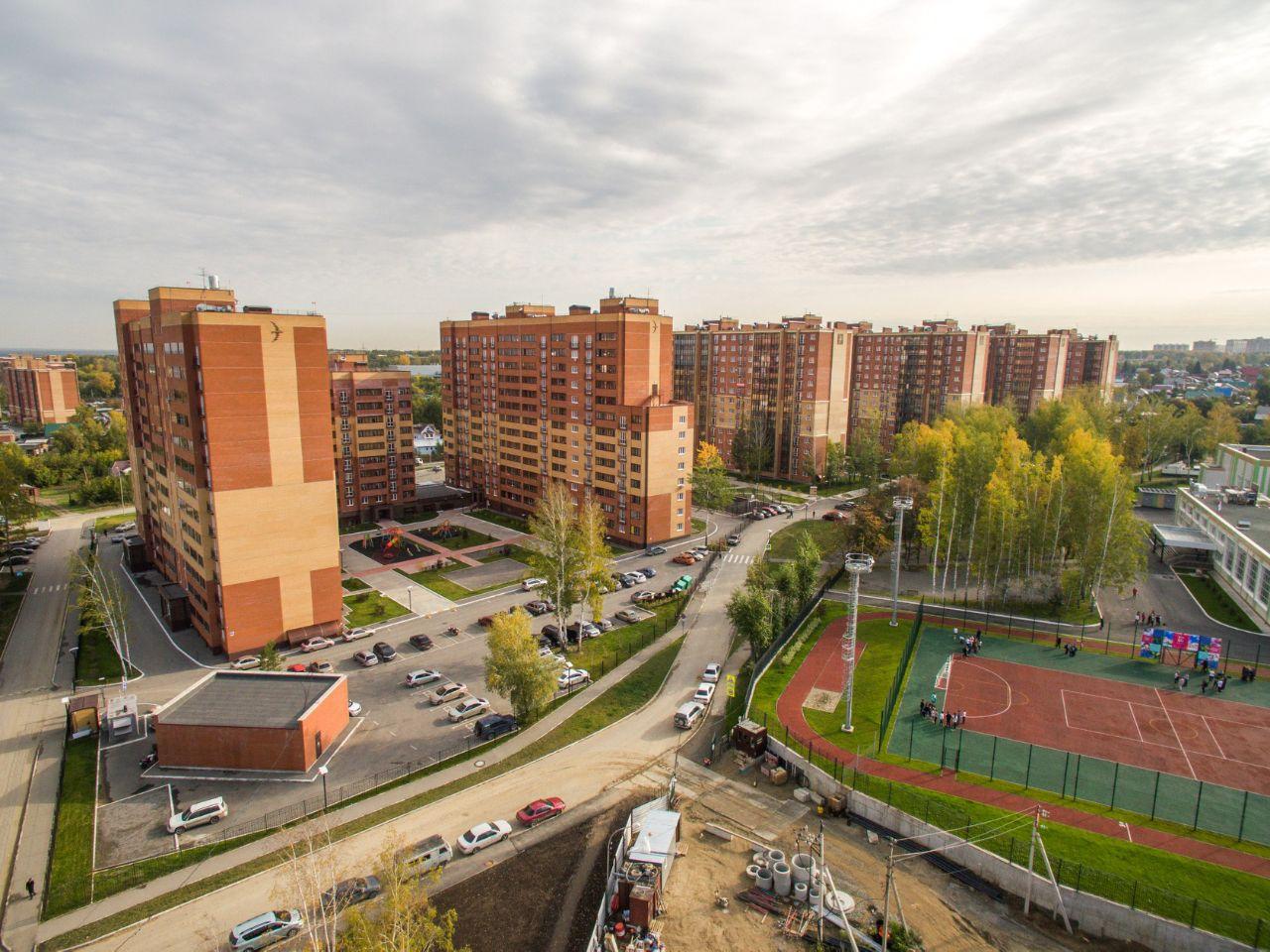 купить квартиру в ЖК Начало мая