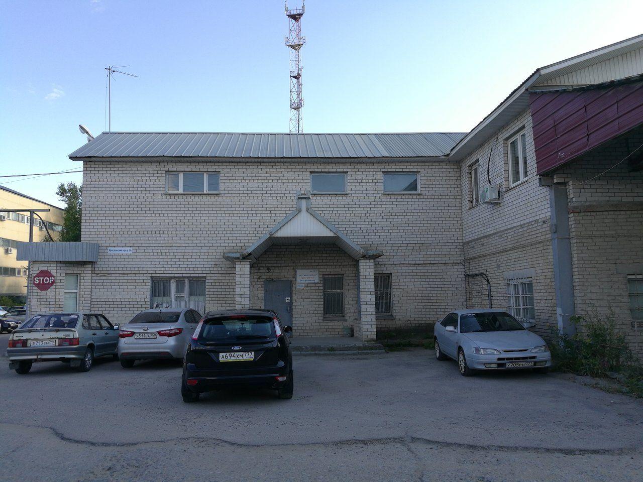 Складском комплексе в Ярославском проезде, 3Б