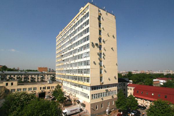 Бизнес-центр Серпуховской Двор на Шаболовке