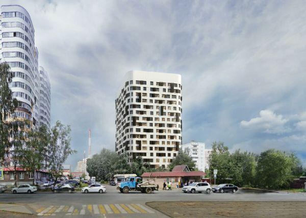 1-я Фотография ЖК «на ул. Хлебозаводская»