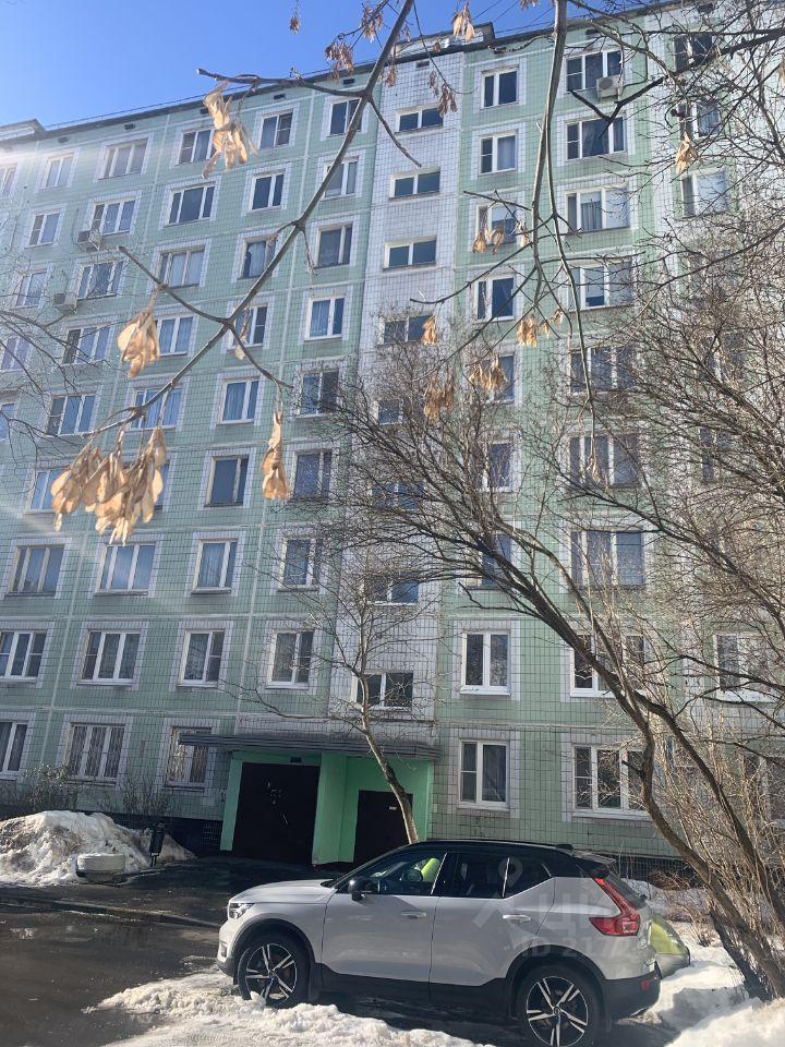 Продажа трехкомнатной квартиры 64.2м² ул. Исаковского, 28К2, Москва, СЗАО, р-н Строгино м. Строгино - база ЦИАН, объявление 252354871