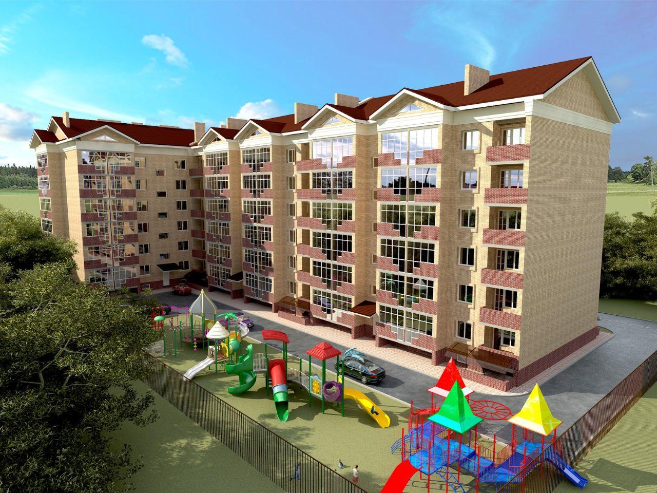 жилой комплекс Восход 2
