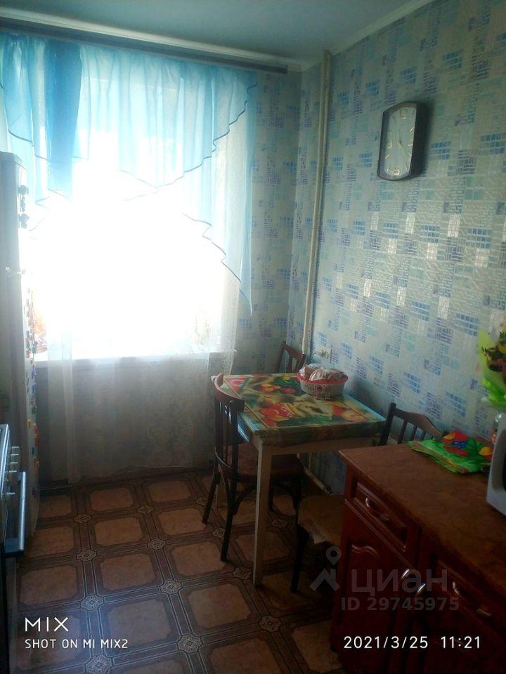 Сдам трехкомнатную квартиру 54м² Нижегородская область, Бор, 2-й микрорайон - база ЦИАН, объявление 253804784