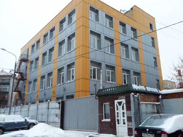 Бизнес-центр на ул. Расковой, 34к30