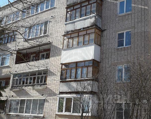 Продается однокомнатная квартира за 1 450 000 рублей. г Великий Новгород, ул Ломоносова, д 36.