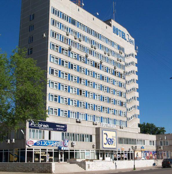 Торгово-офисный комплекс на ул. Ленина, 136