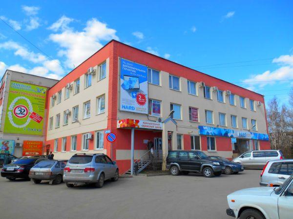Бизнес-центр на проспекте Александра Корсунова, 28А