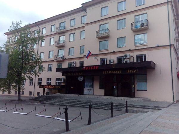 Офисно-гостиничный комплекс Россия