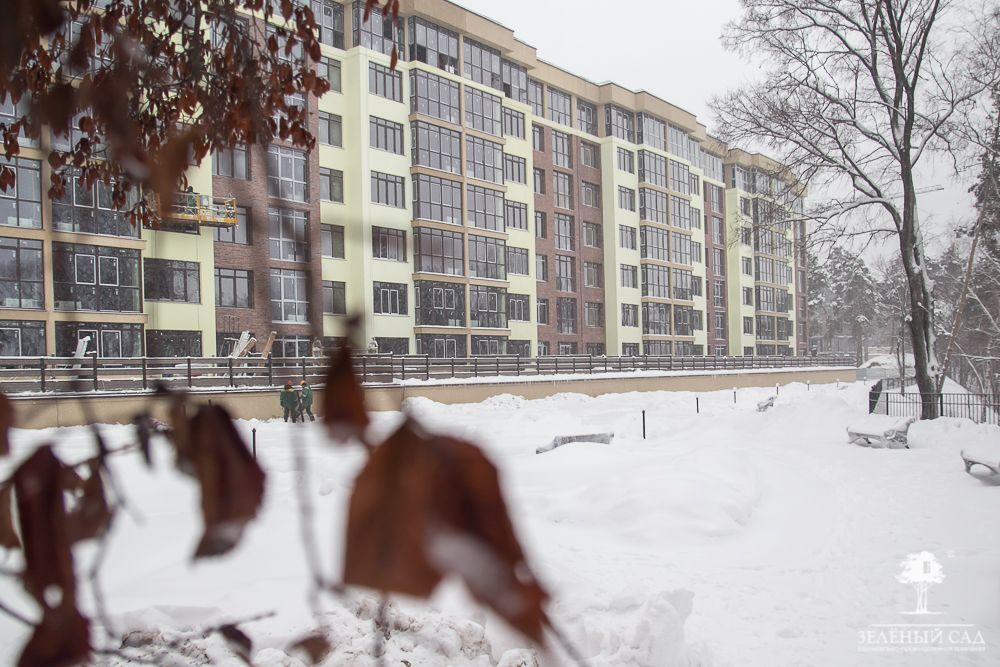 жилой комплекс Green Park Солотча (Грин Парк Солотча)