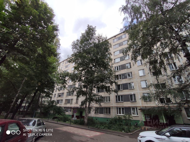 Продажа однокомнатной квартиры 32м² Косинская ул., 24К2, Москва, ВАО, р-н Вешняки м. Выхино - база ЦИАН, объявление 240428326
