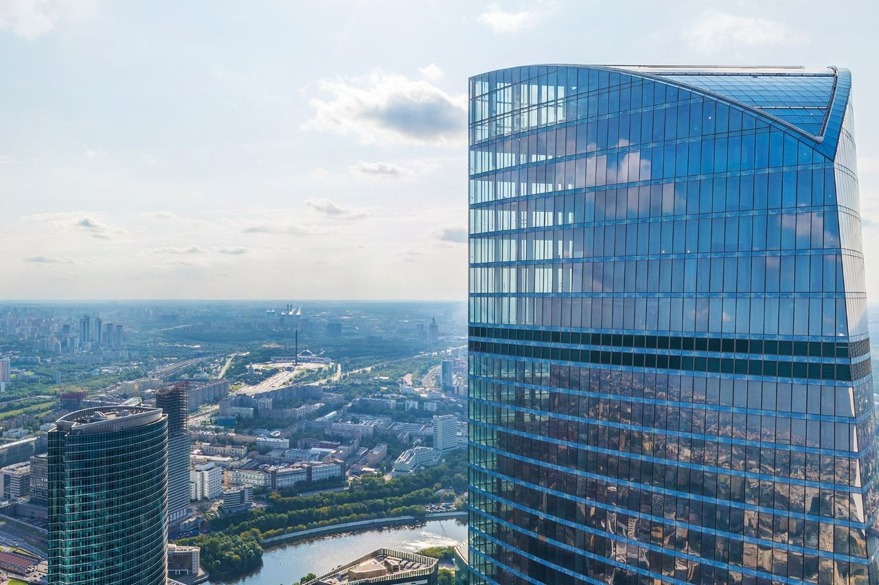 БЦ Башня Федерация. Москва-Сити (Башня Восток)