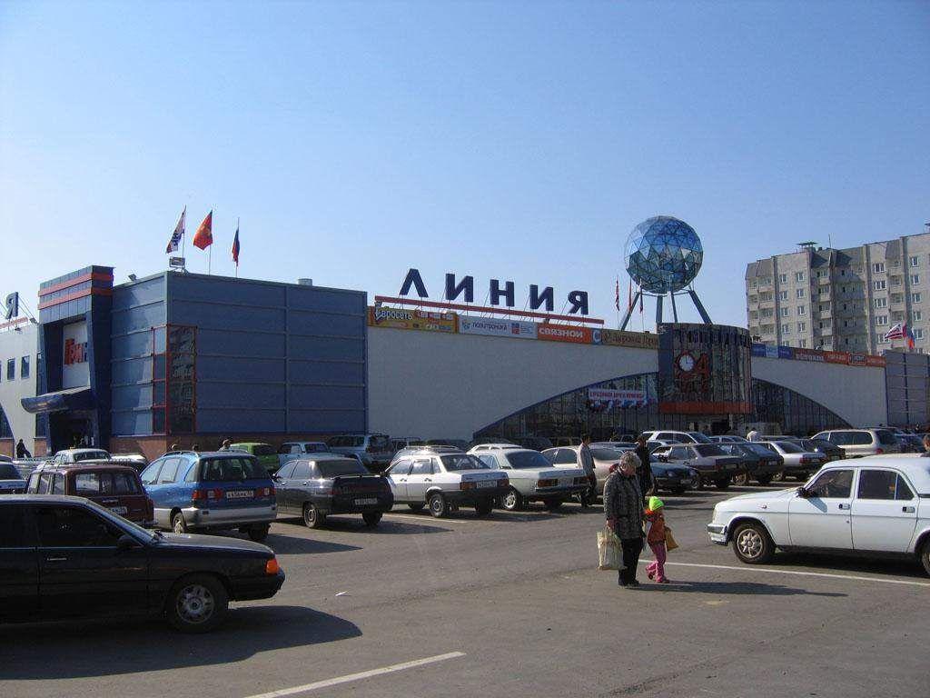 Торговом центре Линия-1