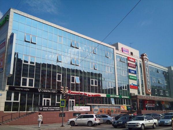Торгово-офисный комплекс Арбат