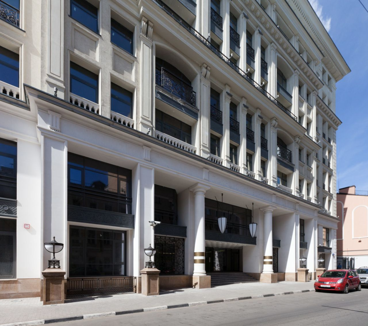 продажа квартир Дом на Покровском бульваре
