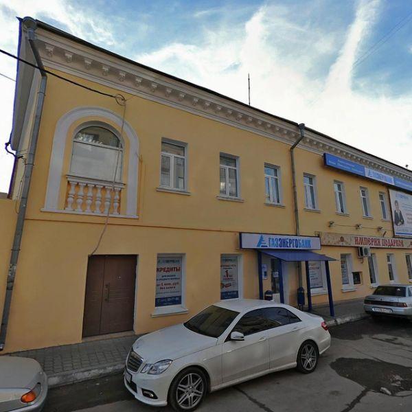 Торгово-офисный комплекс на ул. Советская, 23