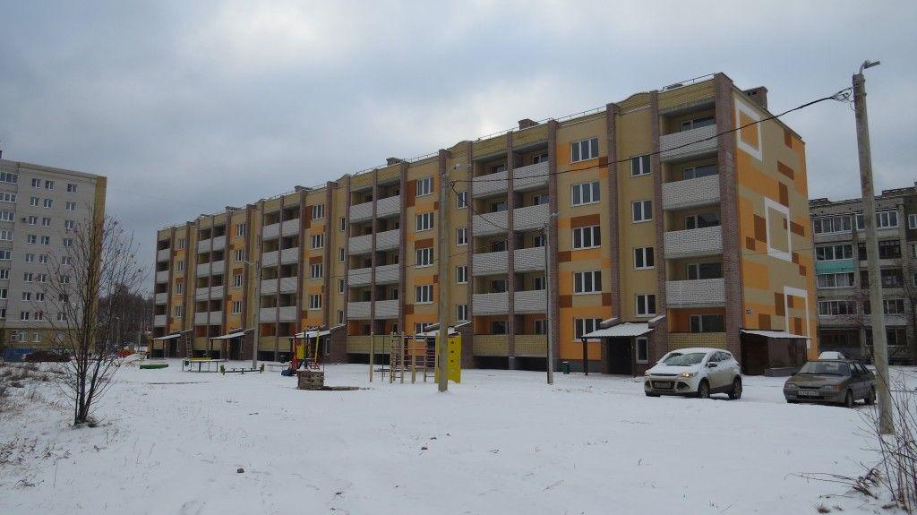 продажа квартир Новосёлы