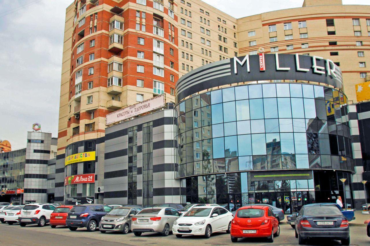 аренда помещений в ТЦ Miller Center (Миллер Центр)