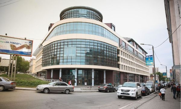 Бизнес-центр На Гагарина
