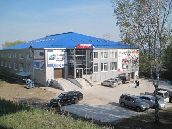 Торгово-деловой комплекс ПремьеR (Премьер)