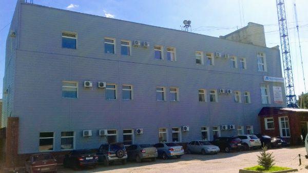 Офисно-складской комплекс Тихий город