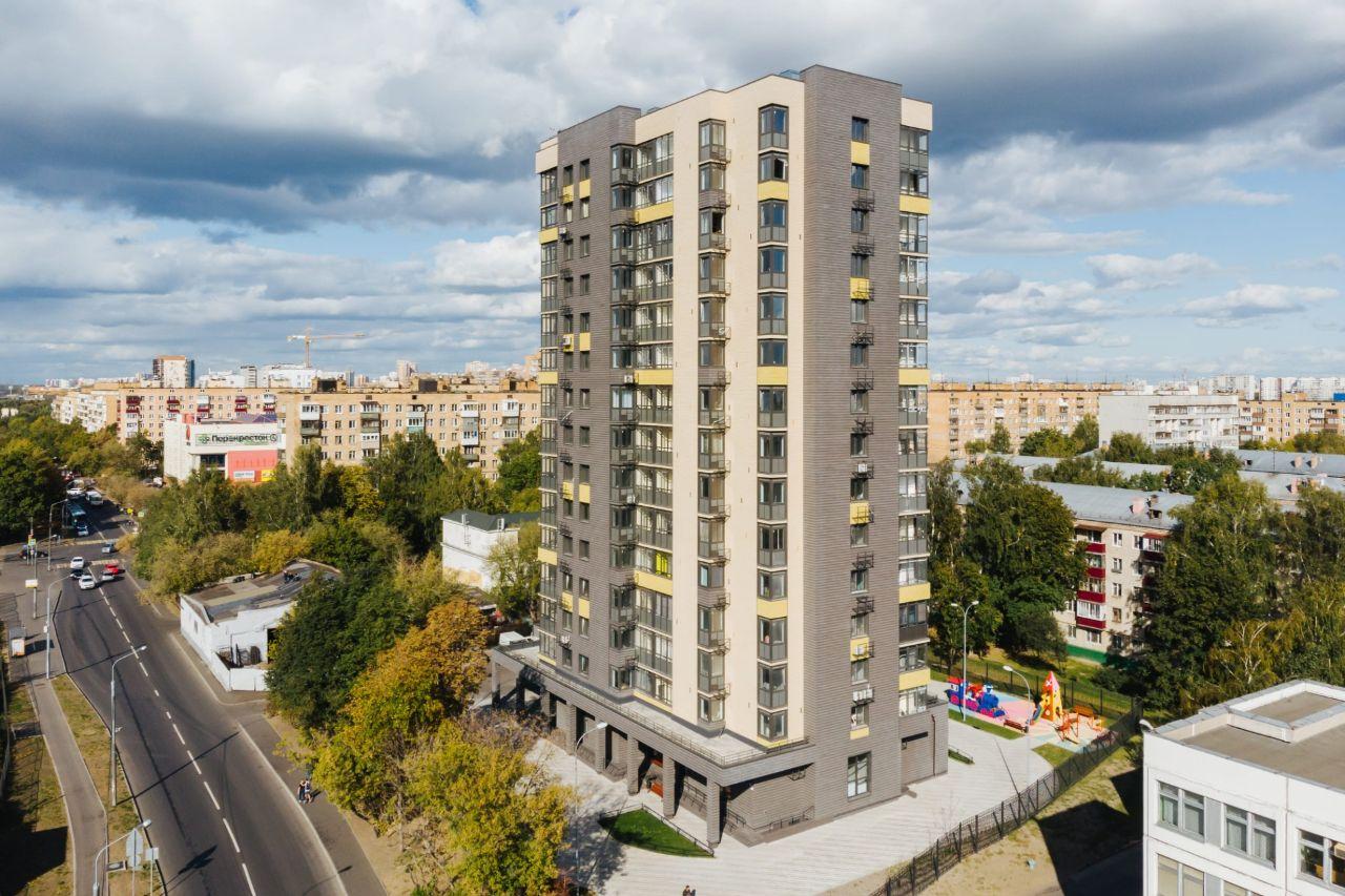 купить квартиру в ЖК Счастье на Дмитровке