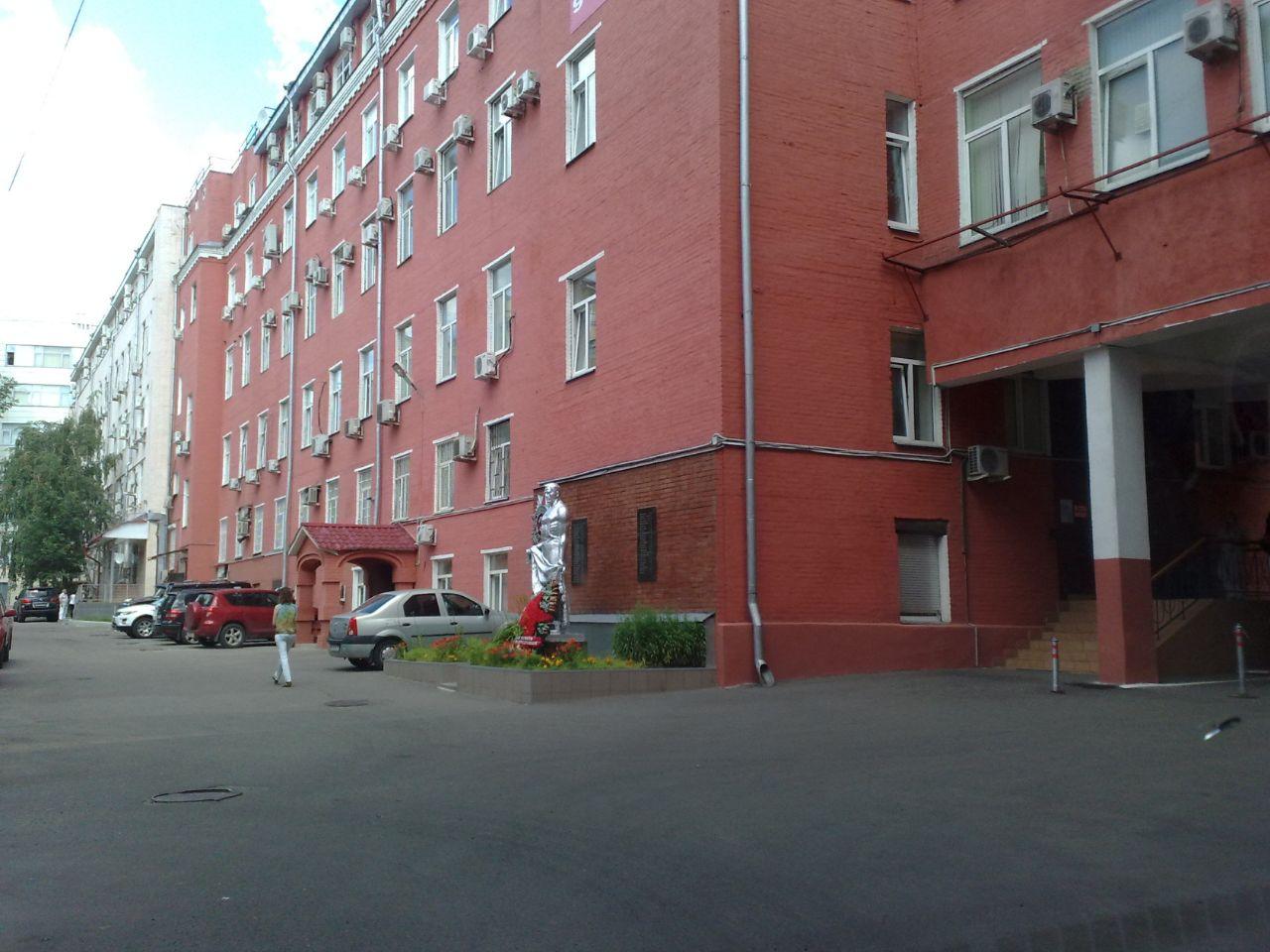 аренда помещений в БЦ на ул. Марксистская, 34к4