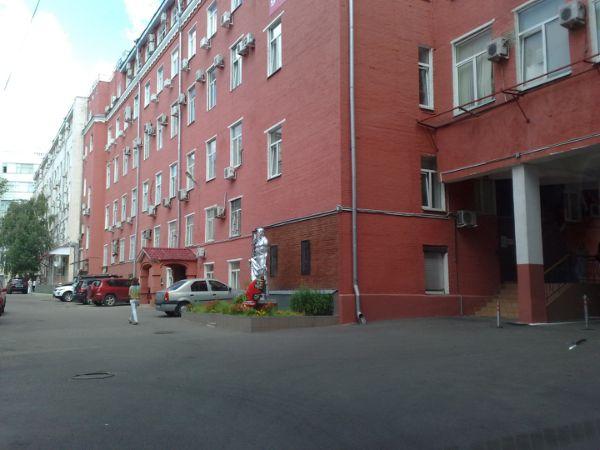 Бизнес-центр на ул. Марксистская, 34к4