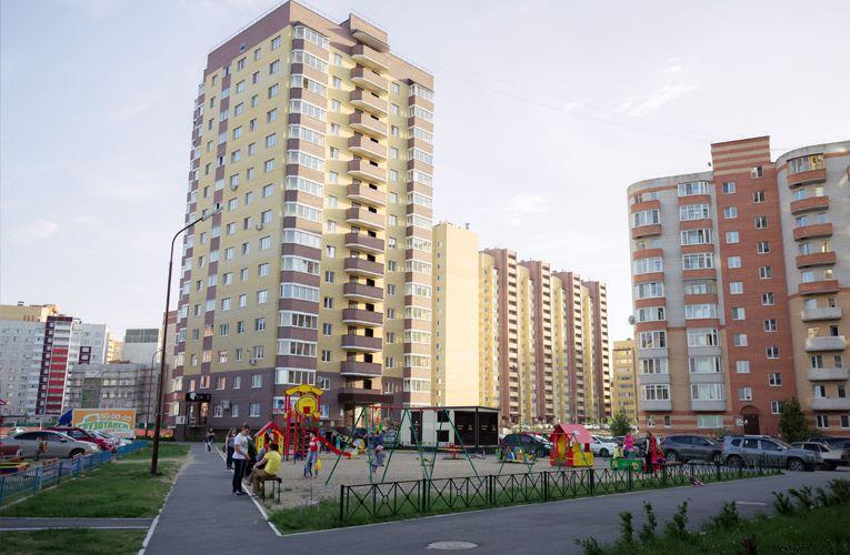 продажа квартир Вершины