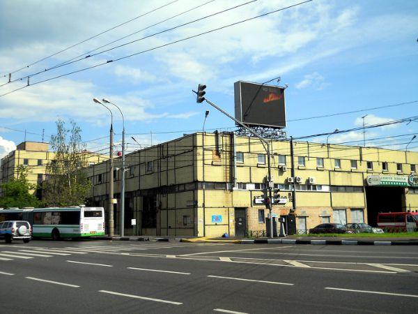 Офисно-производственный комплекс на ул. Кетчерская, 16