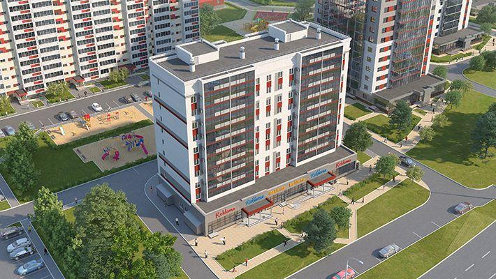 жилой комплекс Красные Челны