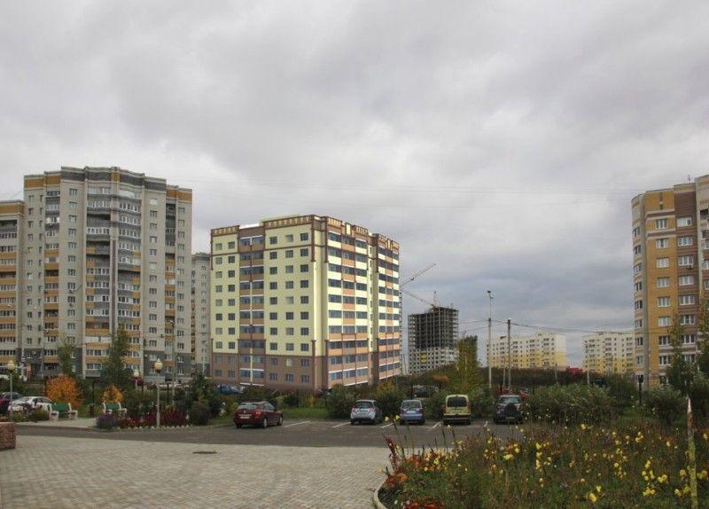 жилой комплекс по ул. Нижняя Дуброва 21Д (Сперанского 17)