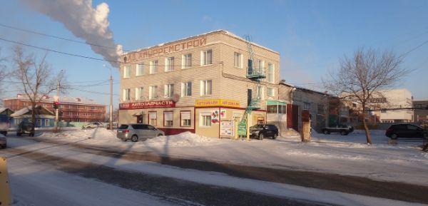 Торгово-офисный комплекс на ул. Северная, 167