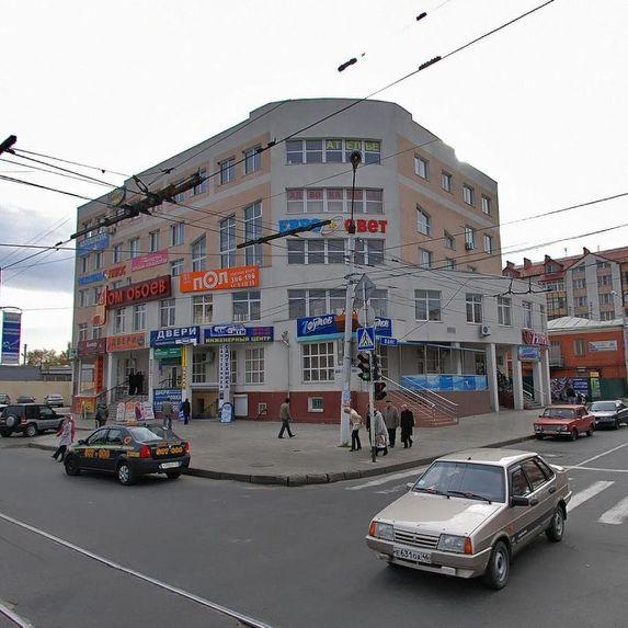 Торгово-офисный комплекс 7 футов