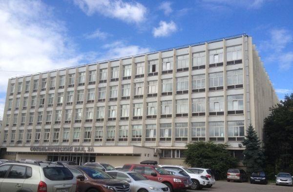 Бизнес-центр на ул. Сокольнический Вал, 2А