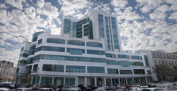 Бизнес-центр Olympic Plaza (Олимпик Плаза)