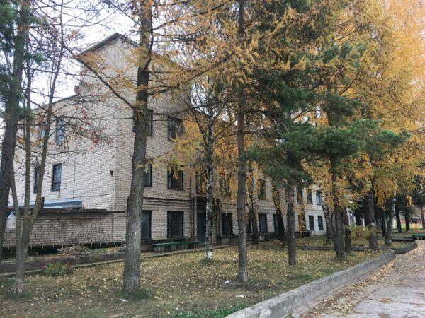 Офисно-производственный комплекс на ул. Евлентьева, 8