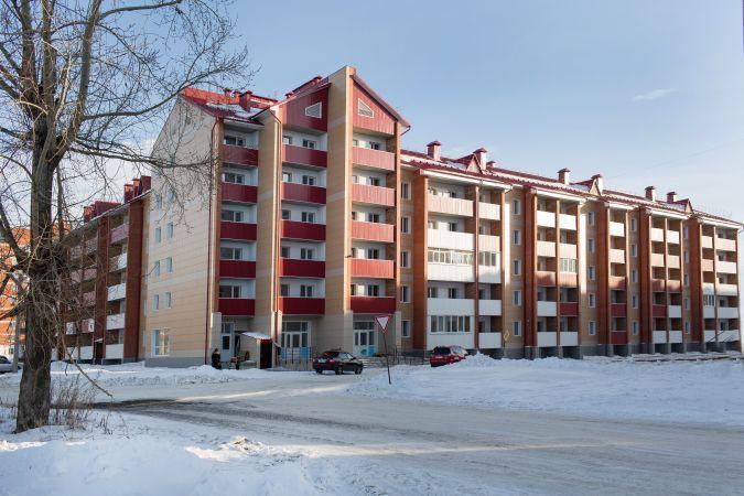жилой комплекс ул. Ломоносова, 40