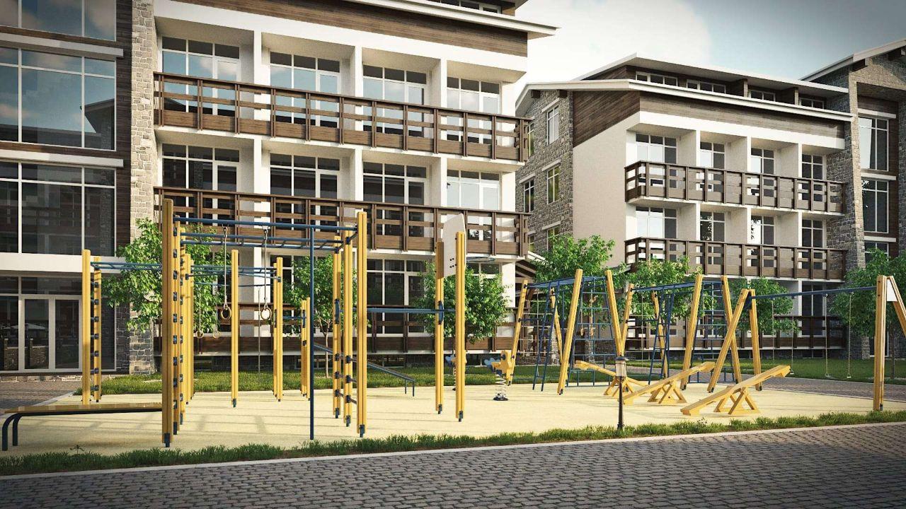 жилой комплекс Поляна Парк