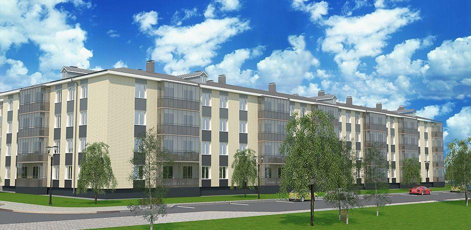 жилой комплекс ЭкспоГрад 2