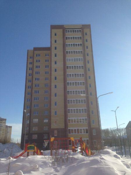 3-я Фотография ЖК «Дом по пер. Сергеевский (Игримская)»