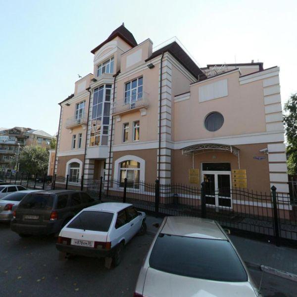 Офисное здание на ул. Эспланадная, 32