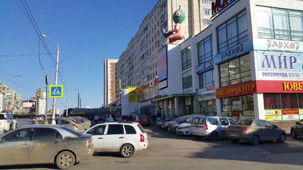 Торговый центр Шатлык Люкс