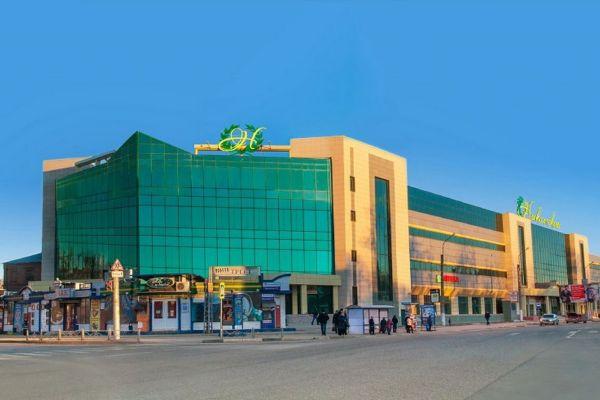 Торгово-развлекательный центр Никольский