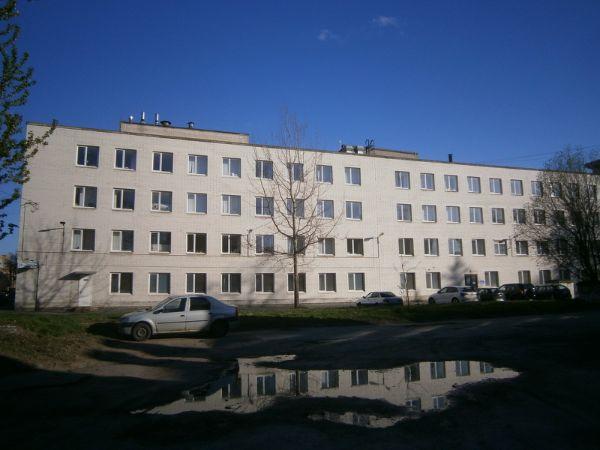 Бизнес-центр на ул. Ивана Черных, 29
