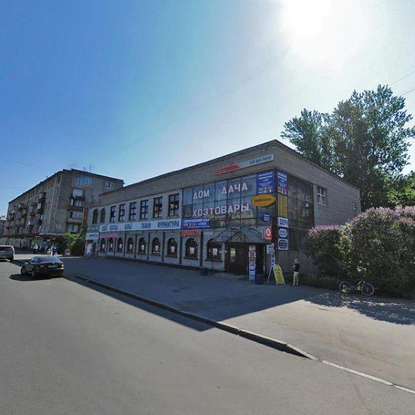 Торгово-офисный комплекс на Ланском шоссе, 47