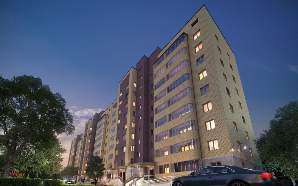 жилой комплекс Звезда